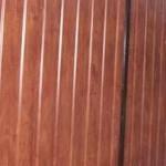 gard tabla imit lemn
